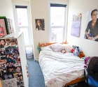 Plymouth university tenants double bedroom in tern quays shared flat.