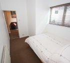 Plymouth University large double bedroom in 1 bed flat.