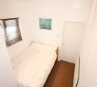 Large double bedroom in University of Plymouth student couple flat.