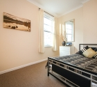 Plymouth university tenants large bedroom in flat in Stoke.