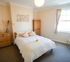 Plymouth university student flatemates large double bedroom in flat.